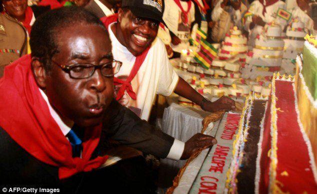 FOW 24 NEWS: Zimbabwe Declares Mugabe's Birthday Public Holiday...