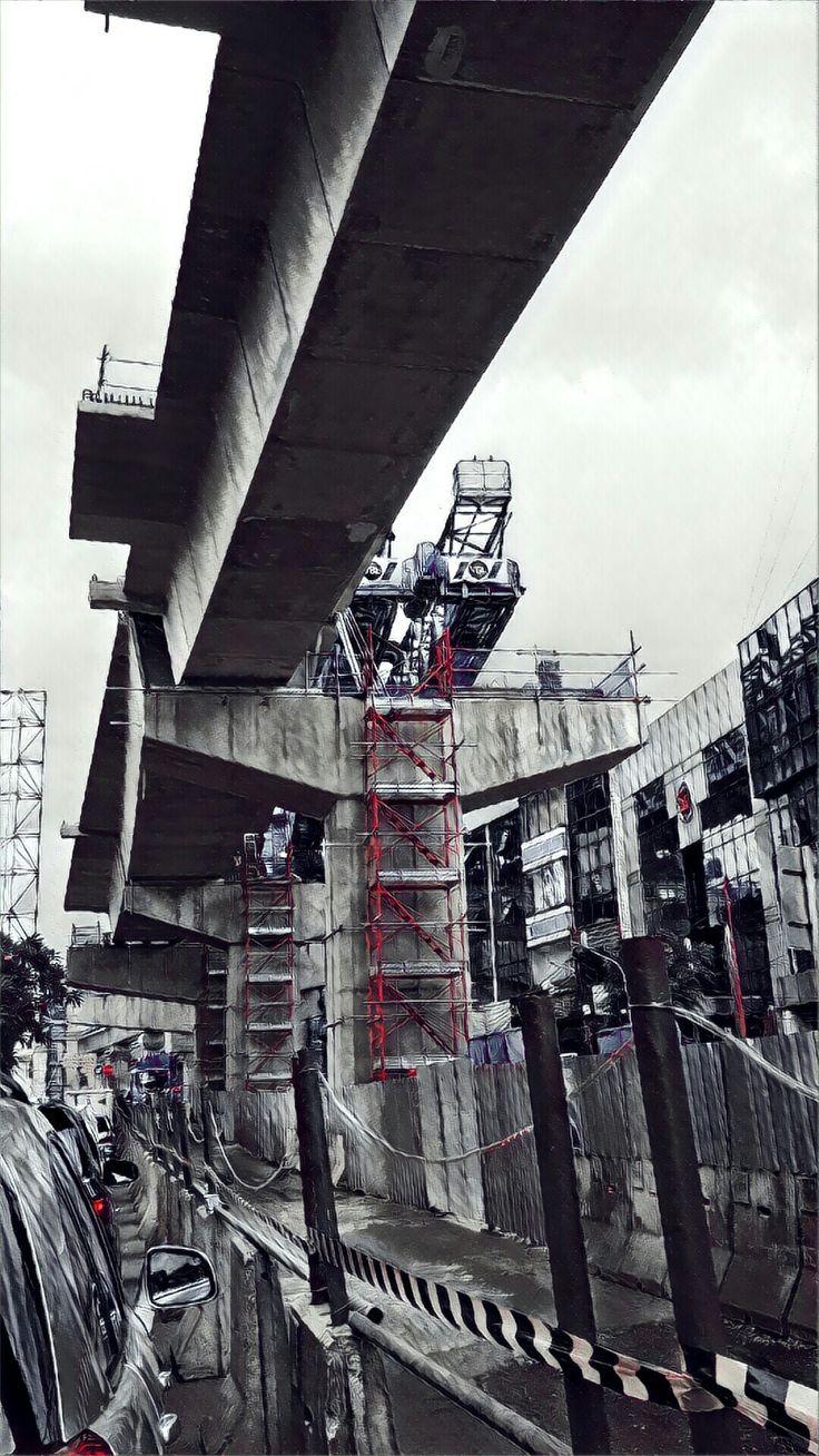MRT Project, Jakarta 2017