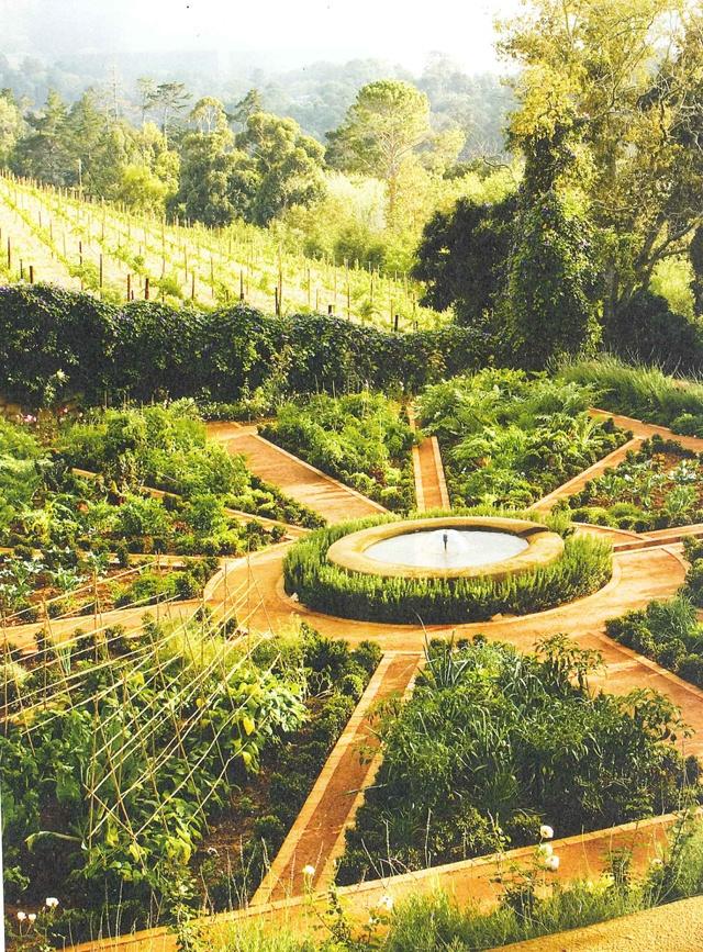 ideas for a herb garden
