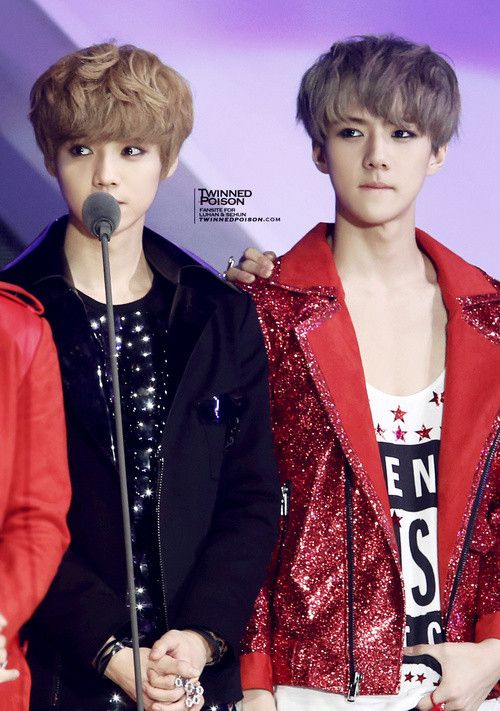 hunhan twin couple~