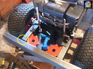 This project started withsome pictureson the internet of a mini jeep built onto the chassis of a ride on mowerwith an I/C engine..... I had...