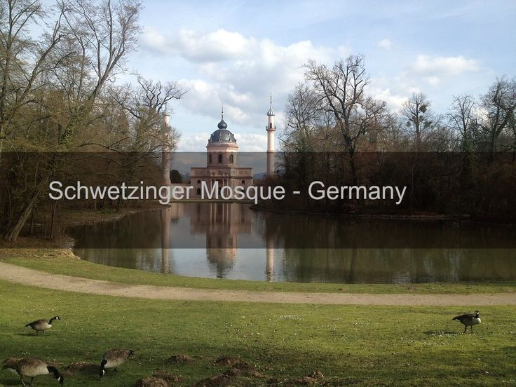 Germany's first mosque which is found in the gardens of Schwetzingen Castle. Designed and built in 1780 by French architect Nicolas de Pigage (1723-1796), it is the largest oriental-style building in a German-speaking country.  #islam #muslim #islamic #islamicquotes #islamicreminder #muslimah #muslims #muslimquotes #allah #muhammad #muhammadsaw #quran #instaislam #pray #ummah #muhammed #instagood #prayer