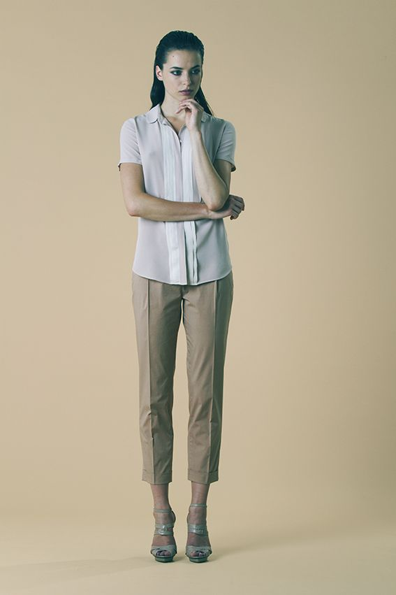 shirt Gae pant Marpleats. #SS16 www.quelle2.It