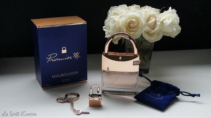 Promise Me - parfum chypre moderne - Mauboussin