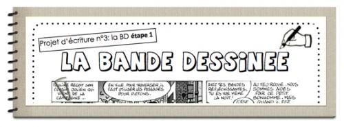 Projet d'écriture : la bande dessinée - Mélimélune