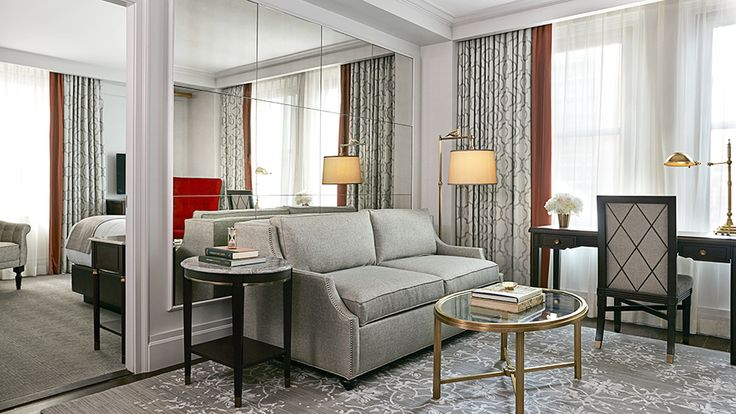 InterContinental Barclay Suite (Credit: InterContinental Hotel Group)