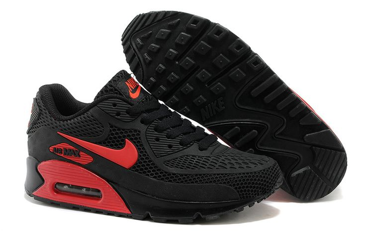 Nike Air Max 90 Nike Air Max 90 - Nike sports shoes are designed for comfort and style. This neutral athletic shoe