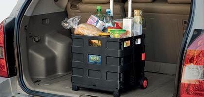 Carrinho de compras para 25kg Dobrável - Ref.: OR75500 - ORDENE;    Folding Cart for 25kg - Ref.: OR75500 - ORDENE;    Carrito Plegable 25kg - Ref.: OR75500 - ORDENE;