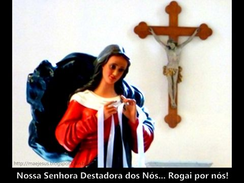 TERÇO DE NOSSA SENHORA DESATADORA DOS NÓS