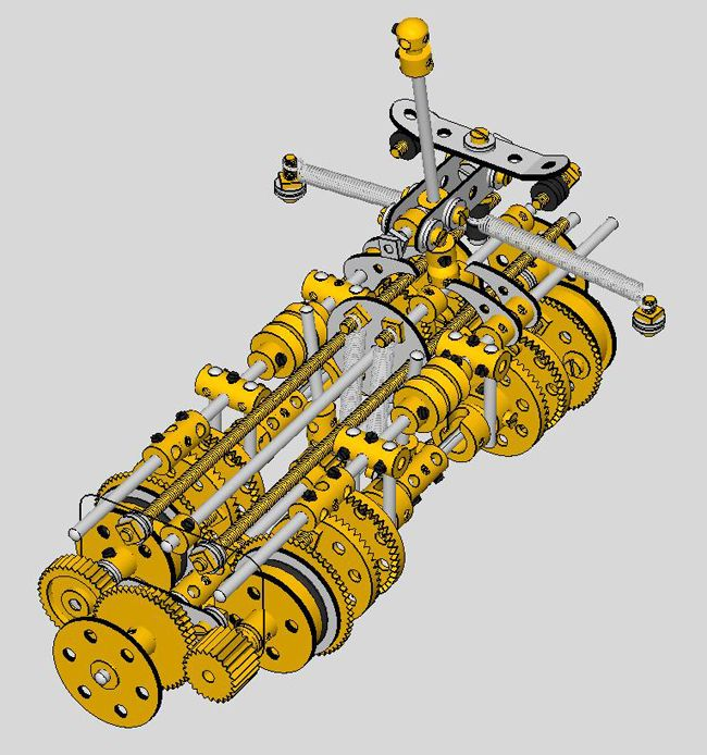 41 Best Meccano Images On Pinterest Lego Vehicles And Car
