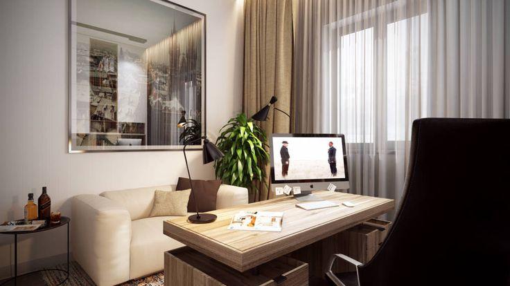 Een extra kamer: 6 ideeën om hem voor te gebruiken  (Van Roxanne Latupella)