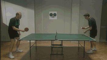 Tischtennis Streich