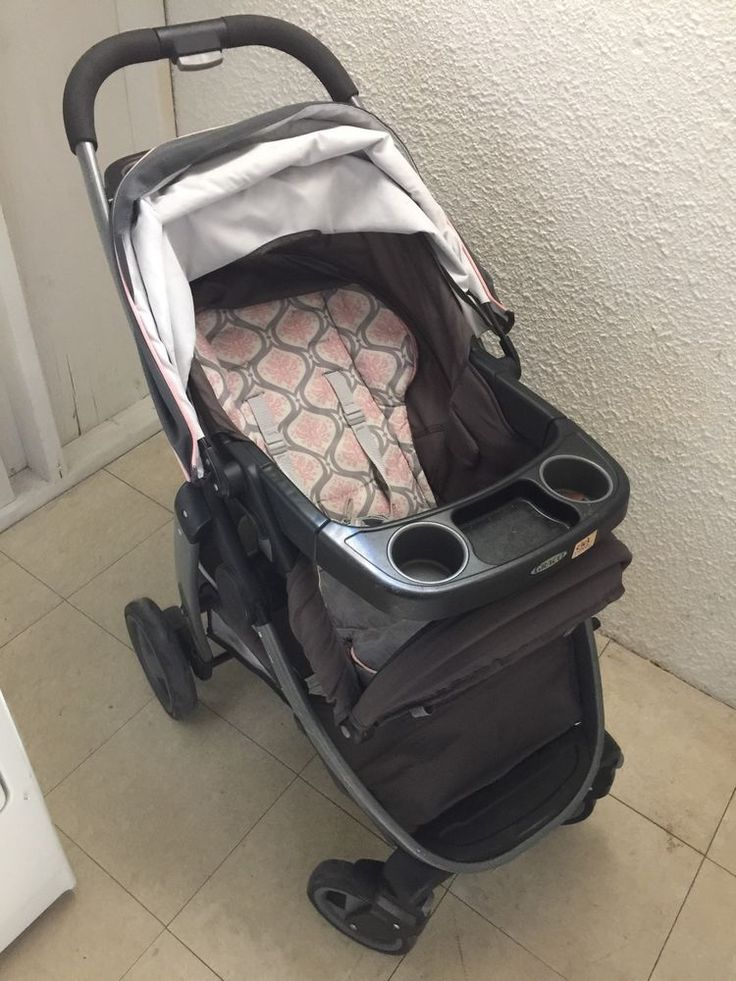 Graco Modes Click Connect Travel System Car Seat Stroller