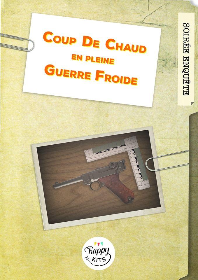 Soiree Enquete Votre Cluedo Geant A Imprimer Cluedo Geant Coup De Chaud Cluedo