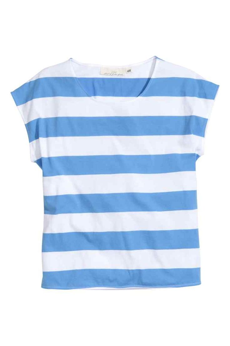 T-shirt a righe larghe | H&M