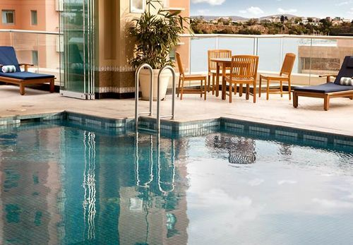 BRISBANE MARRIOTT HOTEL - Swimming Pool