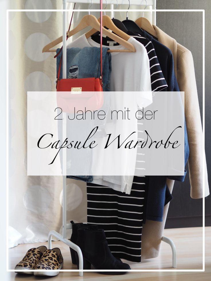 2 Jahre mir dem minimalistischen Kleiderschrank Prinzip! Daher möchte ich heute mal darüber schreiben, warum ich die Capsule Wardrobe eigentlich immer noch benutzte? Warum ich sie nicht schon längst viel lockerer genommen oder sogar ganz mit ihr aufgehört habe?
