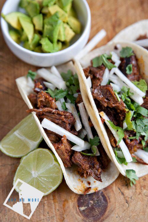 Tacos de barbacoa exquisitos platillos mexicanos for Comida para barbacoa