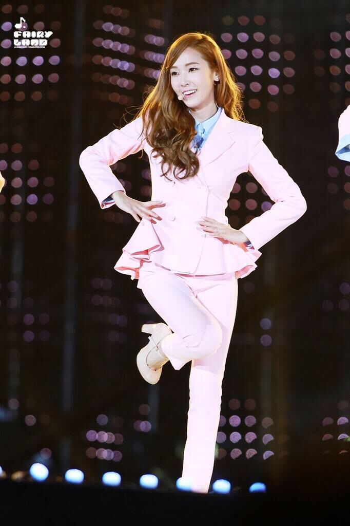 Jessica Jung Dream Concert Girls Generation