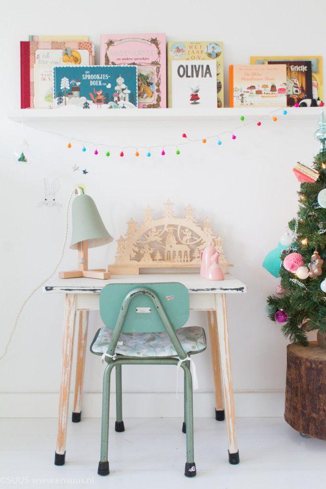 &SUUS   Persoonlijk Mijn leven in vierkantjes   www.ensuus.nl   vt wonen Kerst in kinderkamer