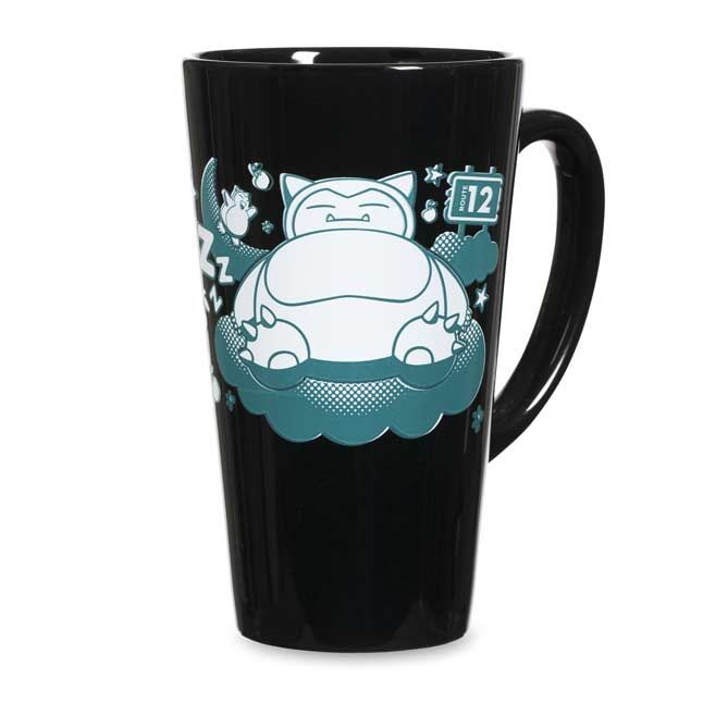 Image for Snoozing Snorlax Mug from Pokemon Center