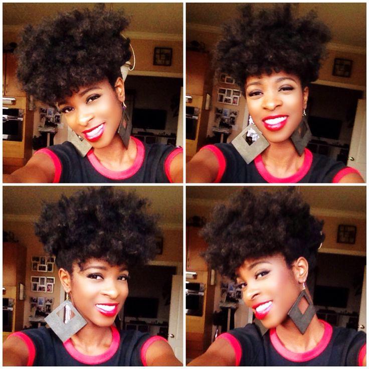 Crochet Marley Hair Updo : ... Pinterest Protective styles, Marley braids and Crochet marley hair