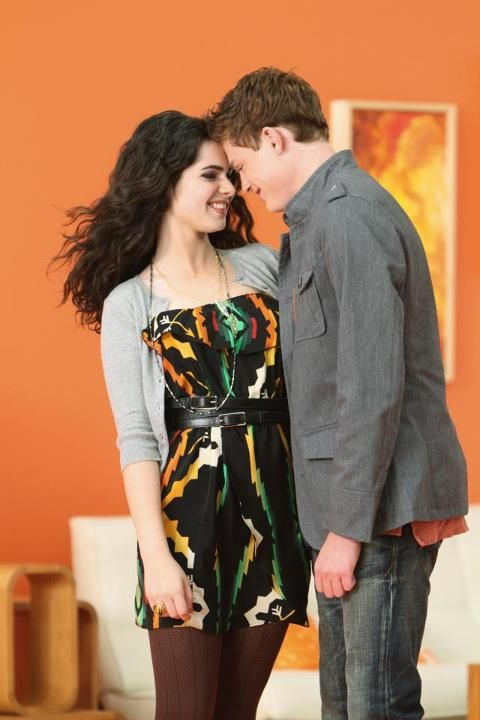 Bay & Emmett from Switched at Birth