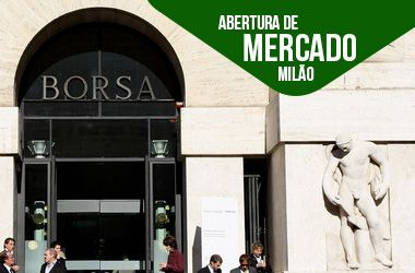 Bolsa de Milão: Índice FTSE MIB abre em baixa nesta terça-feira, 27 de outubro de 2015