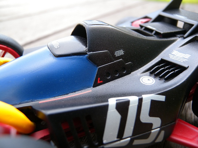 MINI 4WD POSEIDON-X by 5thLuna, via Flickr