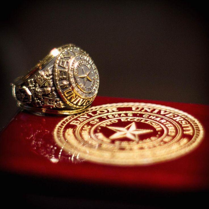 Baylor Law School Class Ring