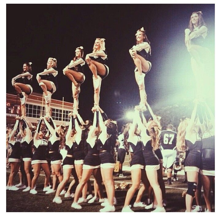 a note on cheerleading How to be a good flyer in cheerleading the flyer is one of the most important positions in stunting flyers are expected to pump up the crowd with sharp stunts and a smile on your face.