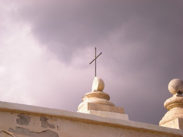 Church at Mt. Carmel, Israel