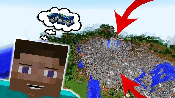 GLOBÁLIS KATASZTRÓFA TNT!!! Minecraft Kísérletek #11