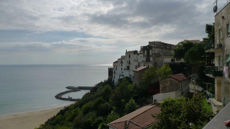 Sperlonga, Lazio - overlooking the sea