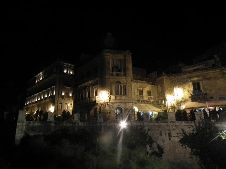 Ortigia (Siracusa) dal basso
