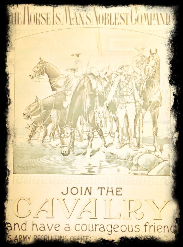 #cavalry
