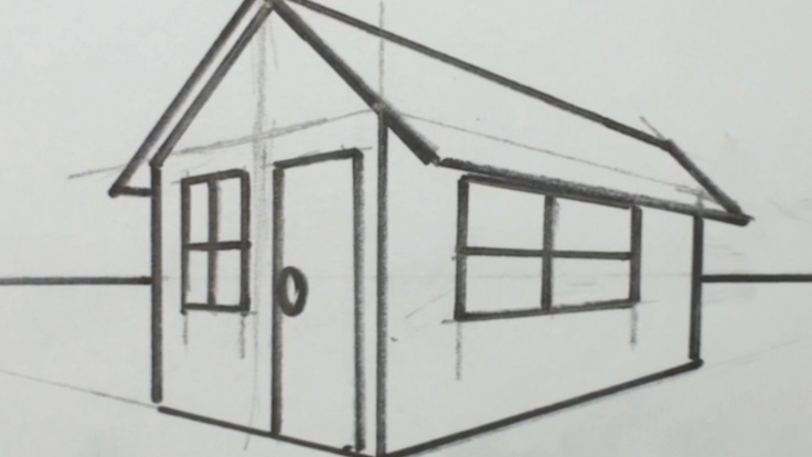 3d Drawing Online Free House