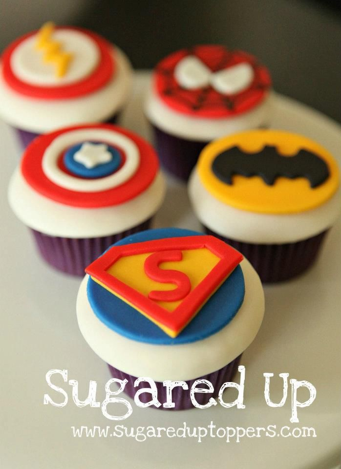lego movie cupcakes | Fondant Cupcake Toppers-Batman cupcake toppers, batman fondant cupcake ...