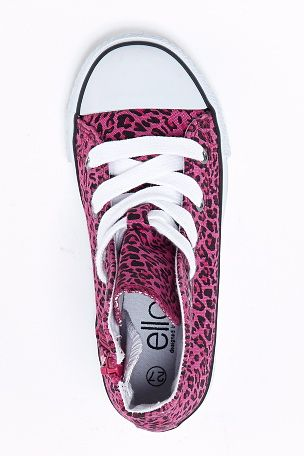 Ellos Shoes Sneakerskänga i textil