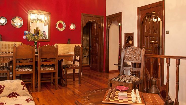 Hotel Theofilos Makrinitsa Pelion