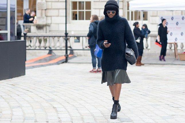 London Fashion Week Street Style Photos (Vogue.co.uk)