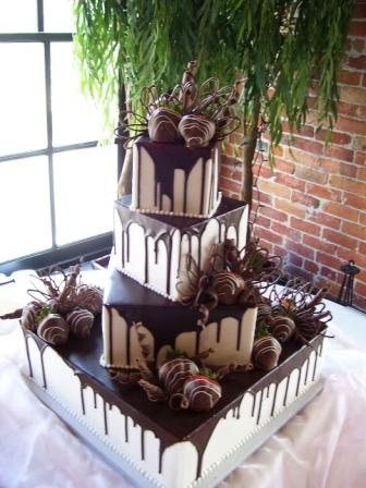 Truck Wedding Cake