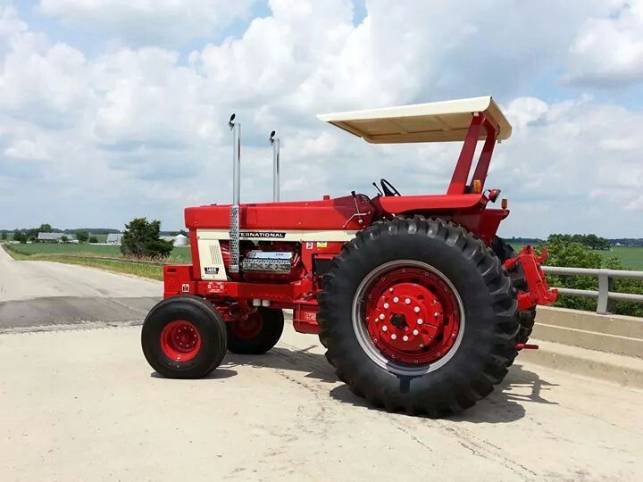 V8 Antique Tractors : Ih v farmall pinterest