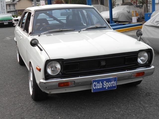 Nissan Sunny 1400GL - video and photos | Club Sports | Goo-net used car information