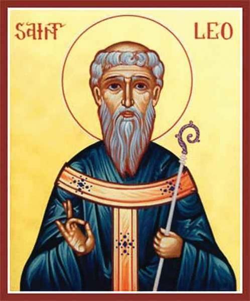 Catholic Saints | ... name leo saint alternative names short description italian saint