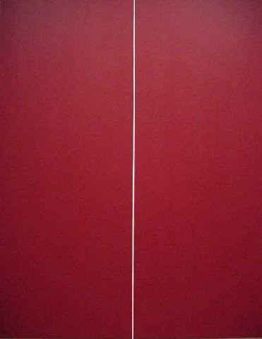 POUL WEBB ART BLOG: Barnett Newman