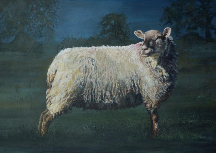 """The Shear-ling""  By Bridget Askew"