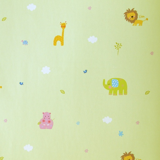 58 best images about colecci n bimbaloo infantil on - Papel pintado animales ...