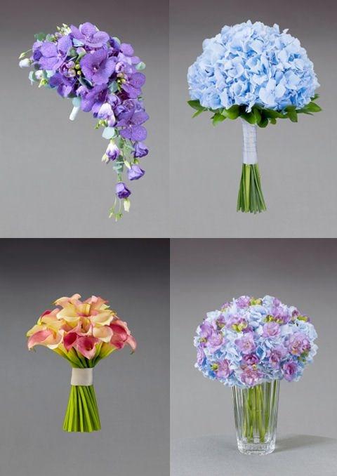 Interflora launch the Vera Wang Wedding Collection