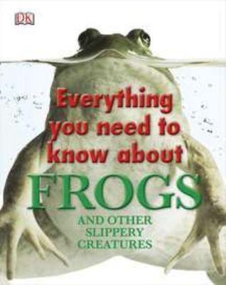 Packed with information on habitats; breeding habits; as well as oddities, shocking facts, and anatomy of frogs, other amphibians, and reptiles. Includes close ups, quizzes, and games.
